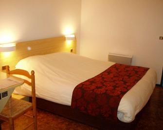Brit Hôtel Le Beaulieu - Poitiers - Bedroom
