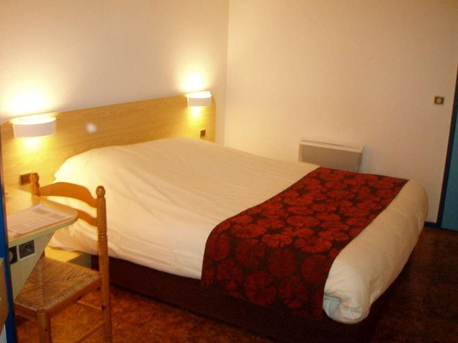 Brit Hotel Poitiers Beaulieu - Poitiers - Makuuhuone
