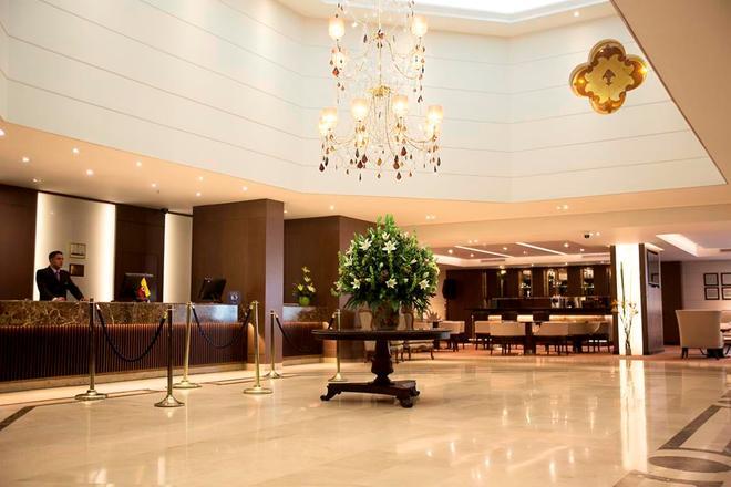 Hotel Dann Carlton Bogotá - Bogotá - Recepción