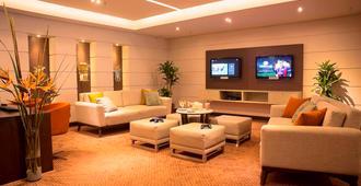 Hotel Dann Carlton Bogota - Bogotá - Sala de estar