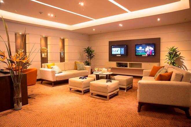 Hotel Dann Carlton Bogotá - Bogotá - Sala de estar
