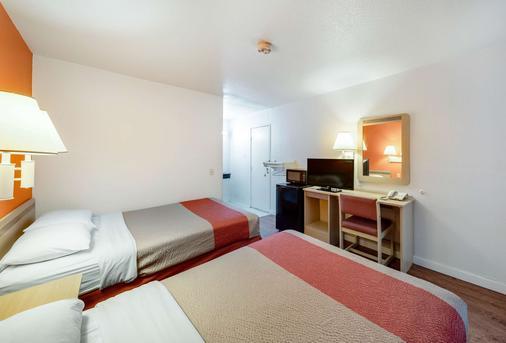 Motel 6 Greenville Tx - Greenville - Schlafzimmer