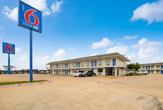 Motel 6 Greenville, TX - Greenville - Edificio