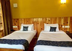 ホテル カムスン - パロ - 寝室