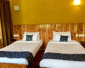 Hotel Khamsum - Paro - Ložnice
