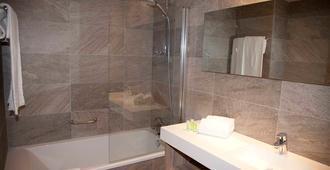 Hotel Gelmírez - Santiago de Compostela - Banheiro