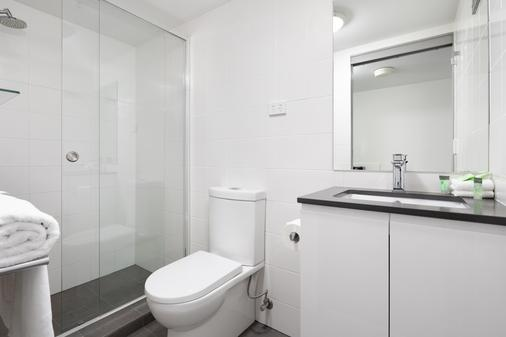 George Williams Hotel - Brisbane - Baño
