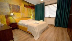 Irs Royal Apartments - Rezydencja Marina - Danzig - Schlafzimmer