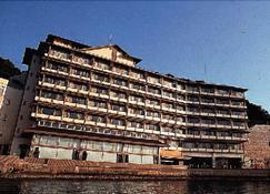 Hotel Urashima Nagisakan Nisshokan - Nachikatsuura - Rakennus
