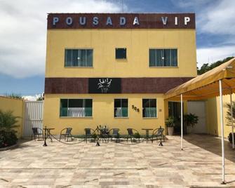 Pousada Vip - Porto Real - Building