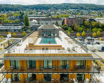 Papa Rhein Hotel & Spa - Bingen am Rhein - Будівля