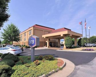 Hampton Inn Eden - Eden - Building