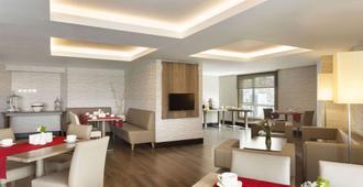 Ramada Plaza by Wyndham Izmir - Izmir - Restaurant