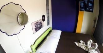 York B&B - לה פאז - חדר שינה