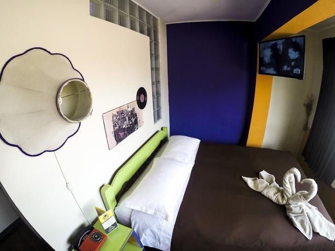 York B&B - La Paz - Habitación