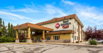 Best Western Plus Pioneer Park Inn - Fairbanks