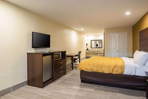 Quality Inn on Aransas Bay - Rockport - Makuuhuone