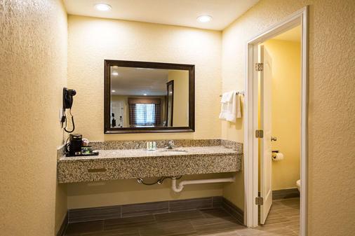 Quality Inn on Aransas Bay - Rockport - Kylpyhuone