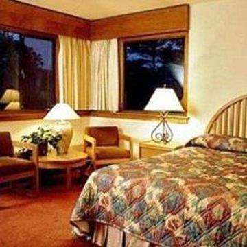 阿西羅瑪會務酒店 - 帕西非克葛洛夫 - 太平洋叢林 - 臥室