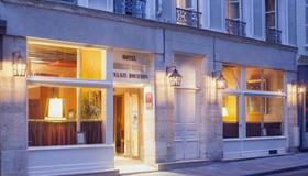 Hôtel du Palais Bourbon - Parijs - Gebouw