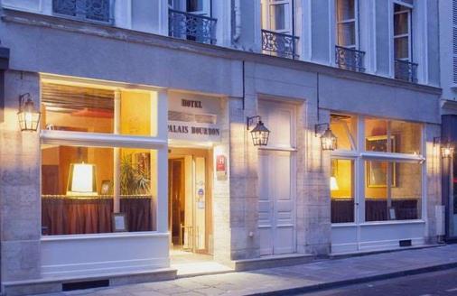 Hôtel du Palais Bourbon - Paris - Building