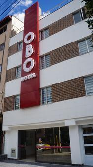 Obo Hotel - Medellín - Building