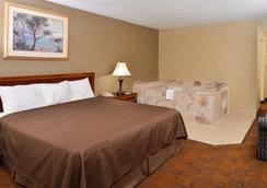 Americas Best Value Inn & Suites Memphis E - Memphis - Phòng ngủ