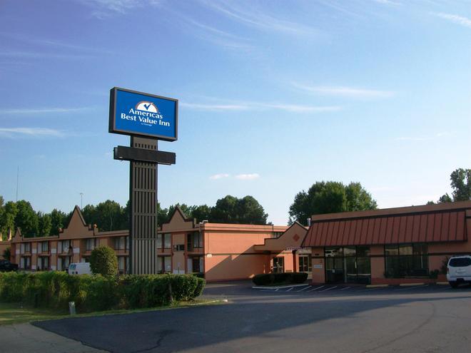 Americas Best Value Inn & Suites Memphis E - Memphis - Toà nhà