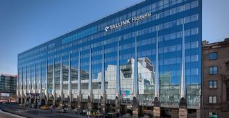 Tallink City Hotel - Tallín - Edificio