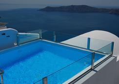 Heliotopos Hotel - Imerovigli - Pool