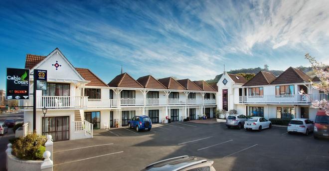Cable Court Motel - Dunedin - Building