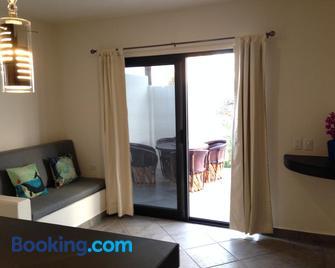 Palapas La Choya - La Ventana - Living room