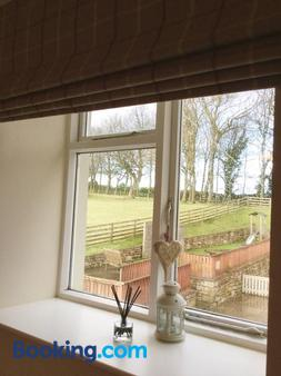 The Craven Arms - Settle - Balkon