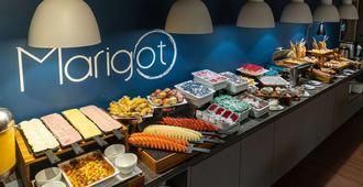 Quality Hotel Faria Lima - Sao Paulo - Buffet