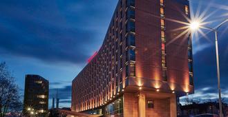 Hotel Mercure Poznan Centrum - Poznań - Rakennus