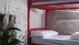 The Dictionary Hostel - London - Schlafzimmer