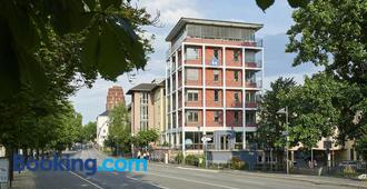 Jugendherberge Frankfurt - Haus Der Jugend - Frankfurt am Main - Building