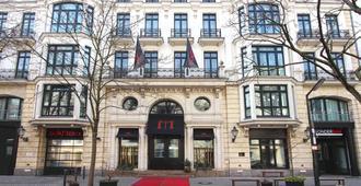 Dormero Hotel Berlin Ku'damm - Berlin - Byggnad