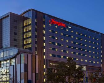 Hampton by Hilton Liverpool John Lennon Airport Hotel - Liverpool - Building