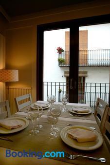 Hotel La Fonda Moreno - Morella - Dining room