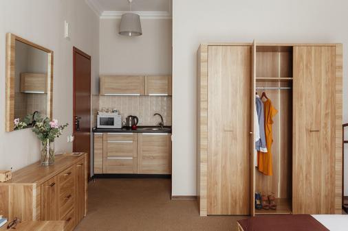 Ribas Apart Hotel - Odessa - Phòng bếp