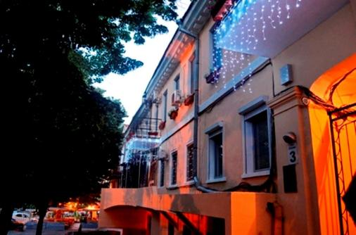 Ribas Apart Hotel - Odessa - Toà nhà