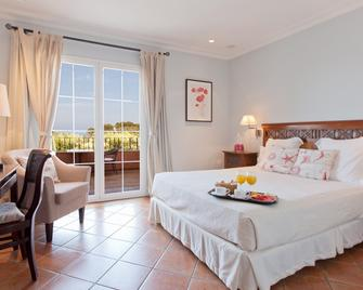 Hotel Les Rotes - Denia - Schlafzimmer