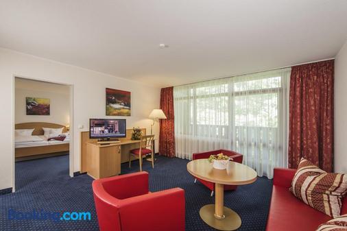 Johannesbad Hotel Königshof - Bad Fuessing - Living room