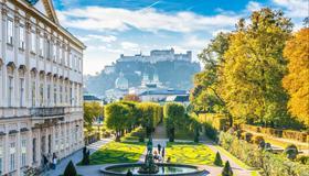 Holiday Inn Salzburg City - Salzburg - Outdoors view