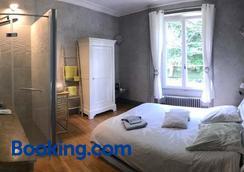 Chambres d'hôtes Le Petit Roche - Arc-et-Senans - Bedroom