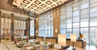 台北六福萬怡酒店 - 台北 - 大廳