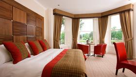 The Glenmoriston Townhouse Hotel - Inverness - Bedroom