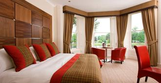 The Glenmoriston Townhouse Hotel - Inverness - Makuuhuone
