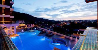The Yama Hotel Phuket - Karon - Pool
